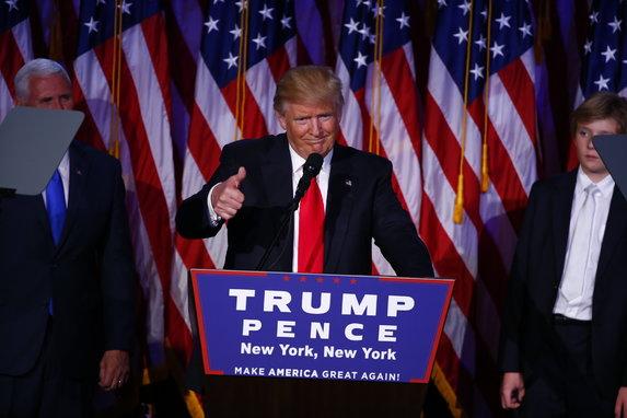 پیروزی ترامپ در انتخابات آمریکا