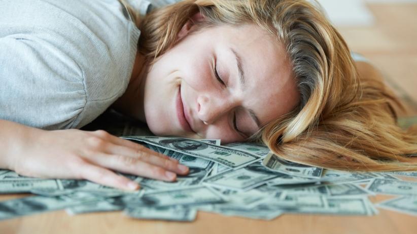 11 روش برای پولدار شدن در خواب