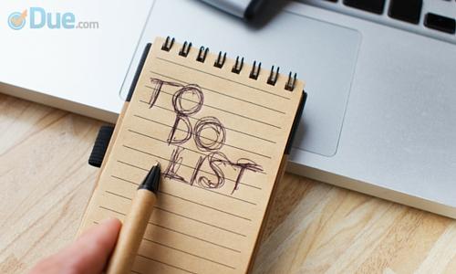 به لیست کارهایتان نشان دهید رئیس کیست