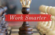 چهار نکته برای هوشمندانه تر، و نه سخت تر کارکردن