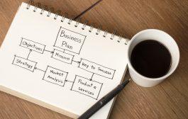 یک طرح کسب و کار ساده