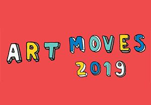 فراخوان رقابت هنری Art Moves 2019