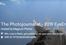 فراخوان مسابقه عکاسی 2019 EyeEm