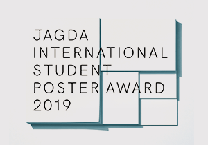 فراخوان طراحی پوستر بین المللی JAGDA ۲۰۱۹
