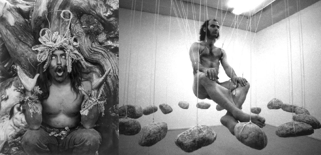 شمن باوری و هنرهای اجرایی مدرن
