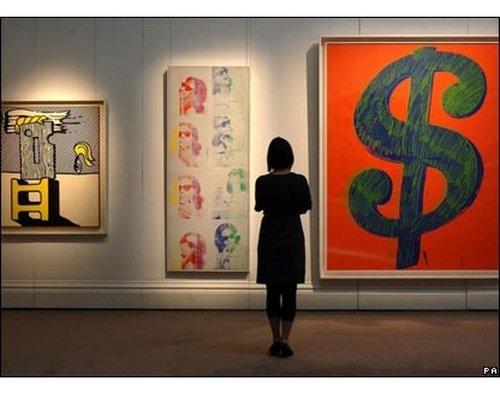 قیمت گذاری اثر هنری