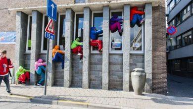 پرفورمنس «بدن ها در فضاهای شهری» اثر ویل دورنر